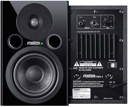 Fostex PM.04
