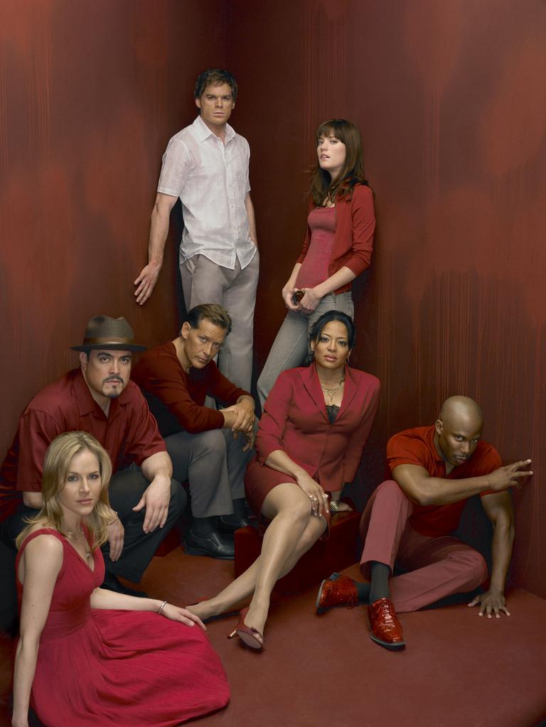 Dexter red