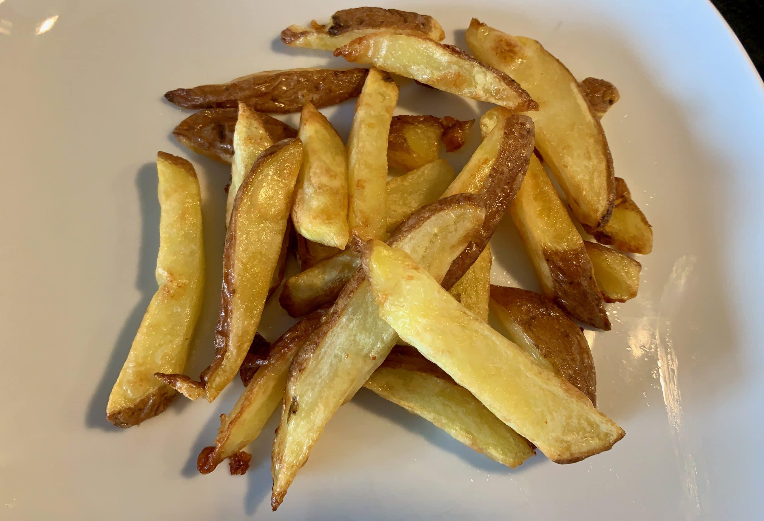 As Melhores Batatas Fritas Na Actifry