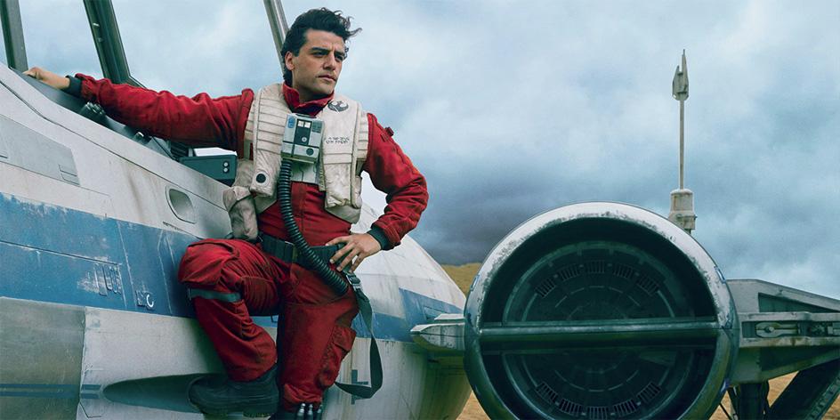 The Force Awakens - Poe Dameron